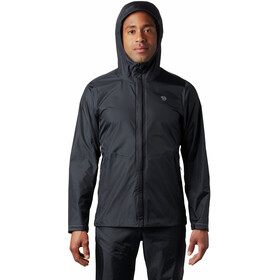 Mountain Hardwear Acadia Jas Heren, dark storm